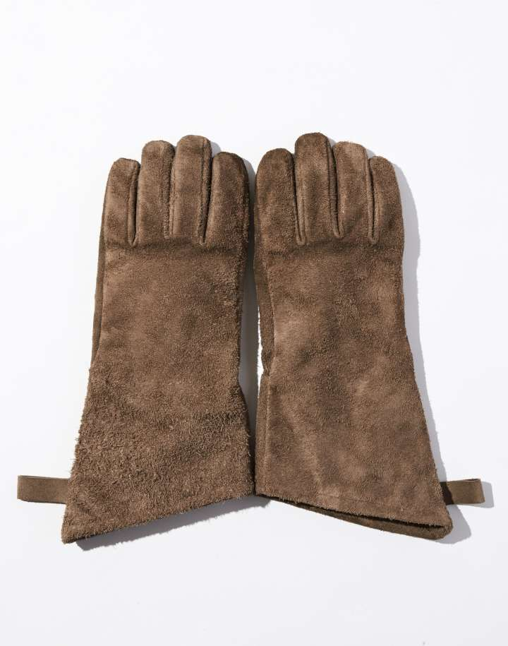 hobo×TRUCK Waterproof Leather Gloves