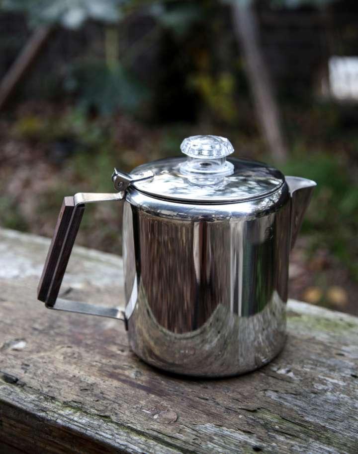 Chinook ステンレス コーヒー パーコレーター