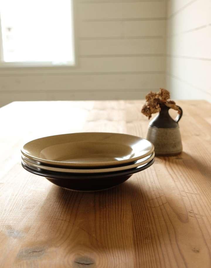 TRUCK オリジナルプレート スープ皿