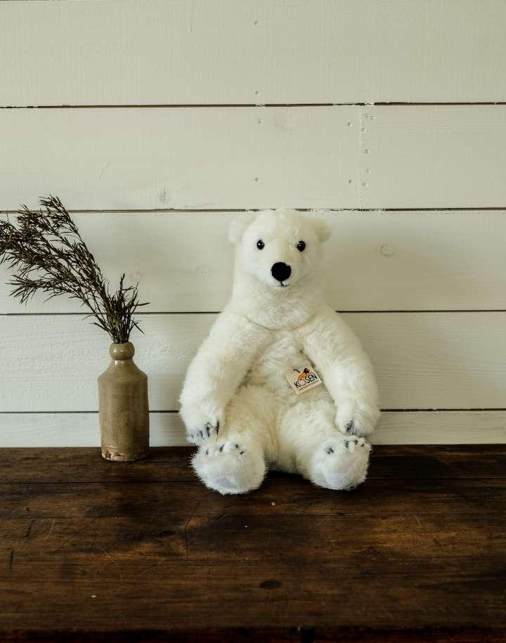 やわらか白クマ