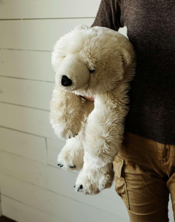 大きい抱っこクマ