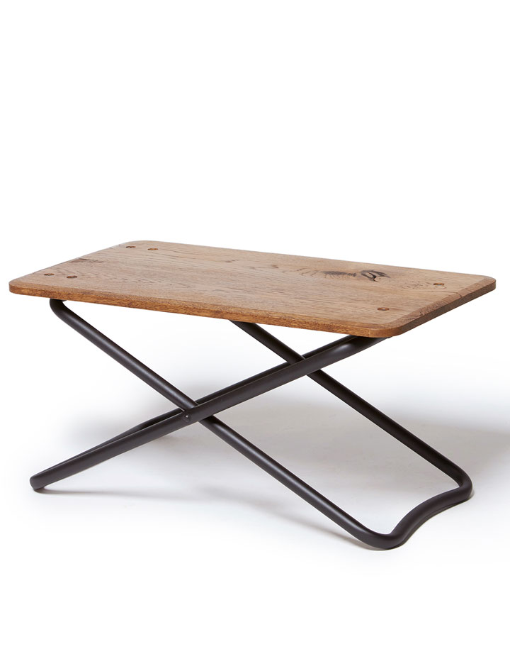 hobo×TRUCK Wood Folding Low Table