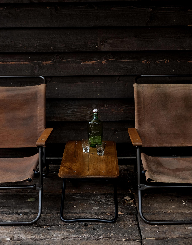 TSP SIDE TABLE