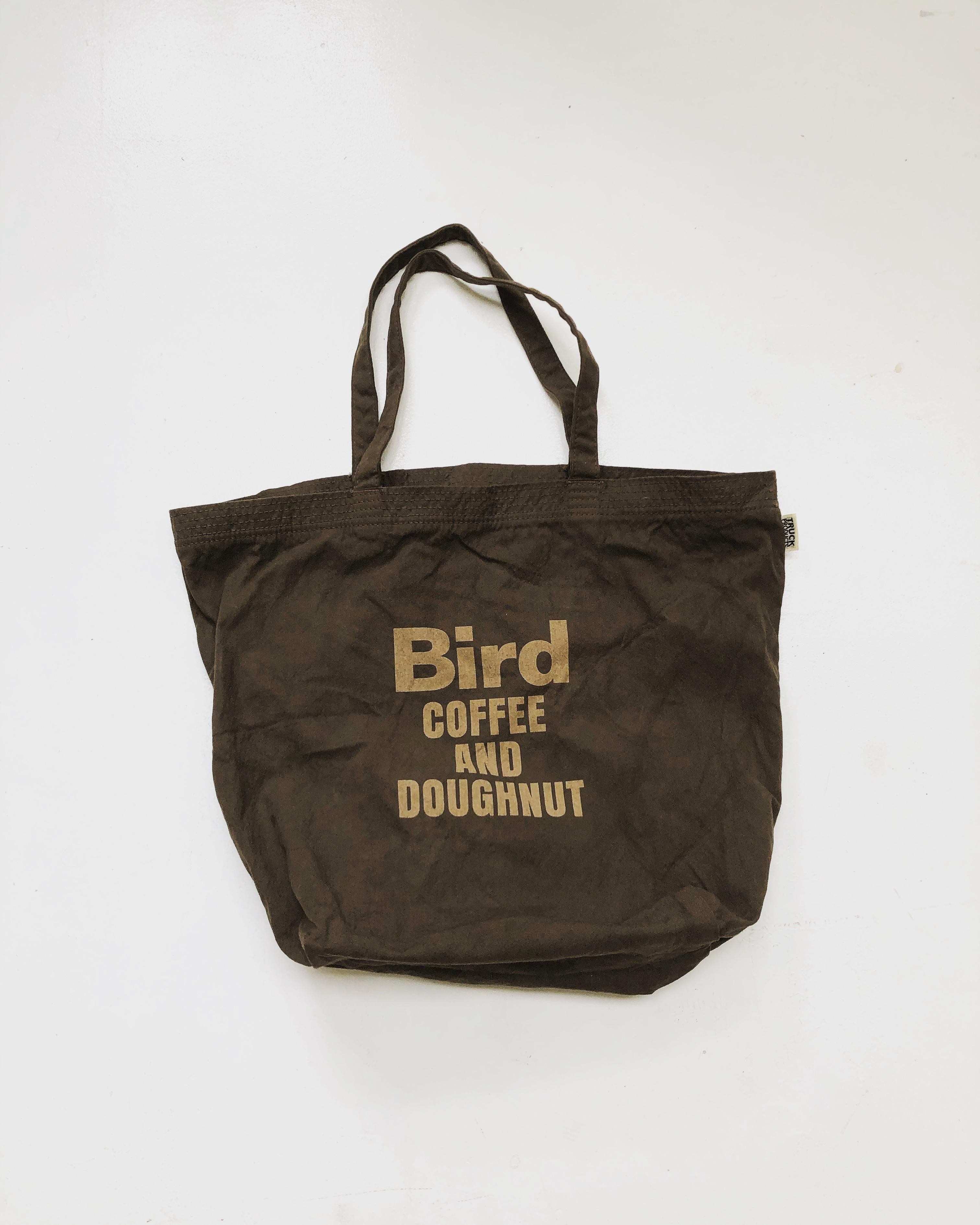 Bird トートバッグ