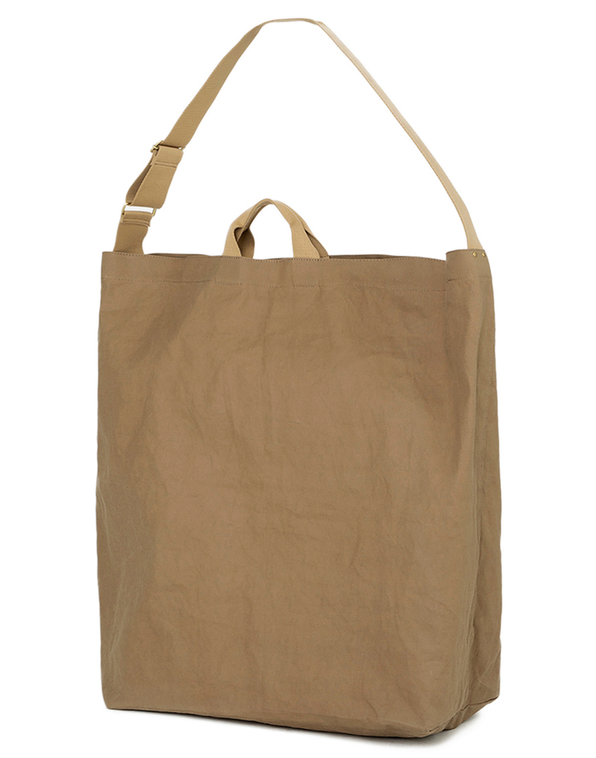 hobo×TRUCK Cotton Canvas Giant Tote Bag